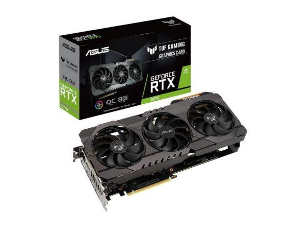 ASUS TUF GeForce RTX 3070 8GB