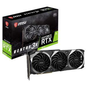 MSI GeForce RTX 3070 8GB VENTUS 3X OC 8GB